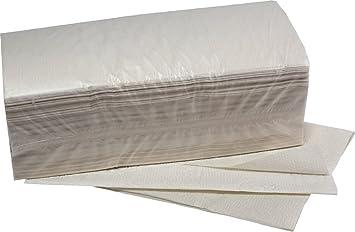 Fripa 4012103 Toallas de mano de 2 capas reciclado: Amazon.es: Oficina y papelería