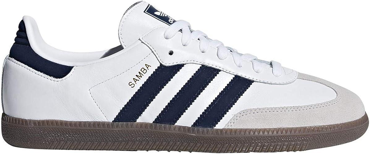 adidas Samba Og Weiß und Schwarz Turnschuhe für Männer