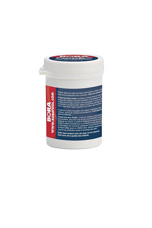 Bora STN-PTW100 100ml Protect Tool Wax Polish, 1-Pack Bora STN-PTW100 100ml Protec Tool Wax Polish
