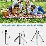 NexiGo Webcam with Mini Tripod Kits with Microphone