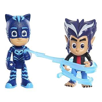 Pj Masks 2 Pack Figure Set Catboy And Wolfie Howler Amazon Co Uk 255ee164f2b8