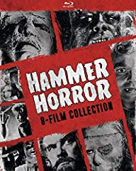 The chilling movies produced by the Hammer Films studio have been scaring audiences worldwide for decades with their use of ominous and supernatural elements which foretold the coming of doom. Relive the chilling fear with some of their best ...