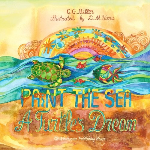 Paint The Sea: A Turtle's Dream