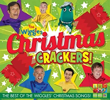 christmas crackers cd the best of wiggles christmas songs