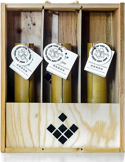 Lija no Lija CreamGrip, Lija para Skate no abrasiva, no destroza Tus Zapatillas - Reutilizable, Impermeable, Color Negro, 84 x 23 x 01 cm (Pack 3 CreamGrip): Amazon.es: Deportes y aire libre