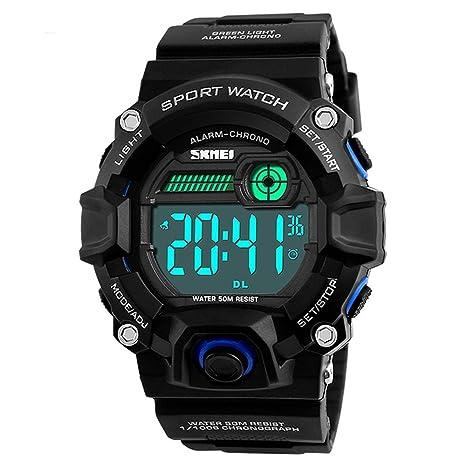 Bella relojes, para mujer para uomoorologio deportivo reloj militar reloj elegante Smart Watch Reloj de