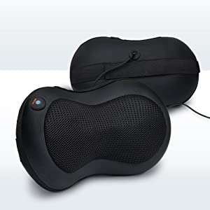 Shiatsu Neck & Back Massager Pillow