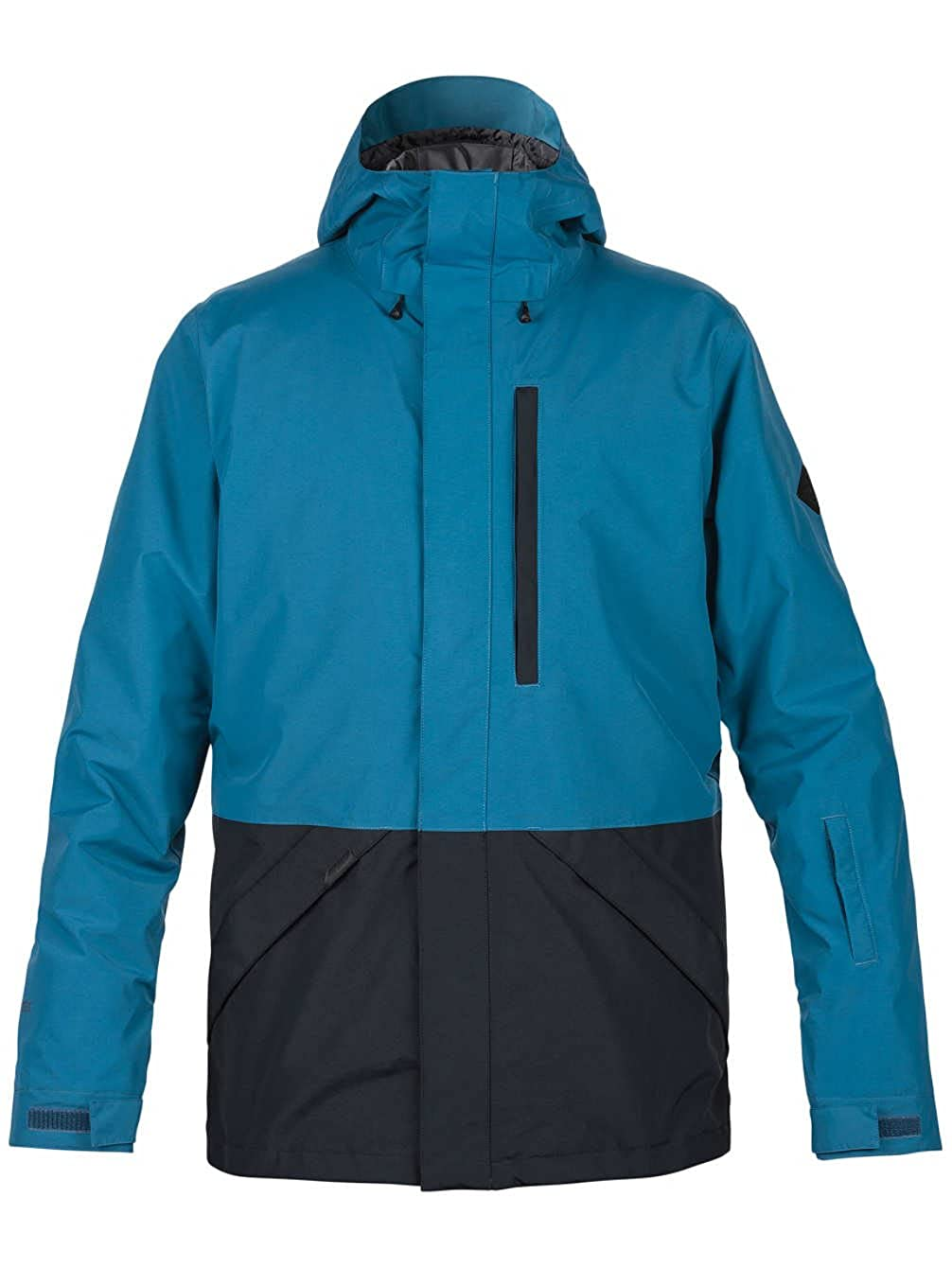 Dakine OUTERWEAR メンズ B01CAU70ZK Large|Chill Blue/ Black Chill Blue/ Black Large