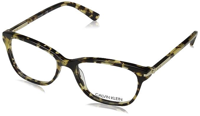 Amazon.com: anteojos Calvin Klein CK 7984 003 gris Cuerno ...