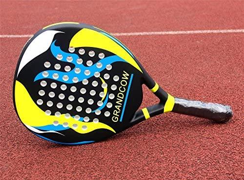Tenis padel - Pro de fibra de carbono de alimentación Lite ...