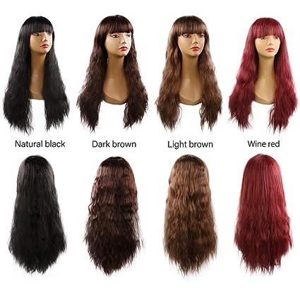 Como peinar mi cabello ondulado largo