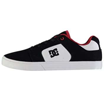 Original Schuhe DC Methode Skate Schuhe Schwarz Herren Skateboarding-Sneakers Sportschuhe