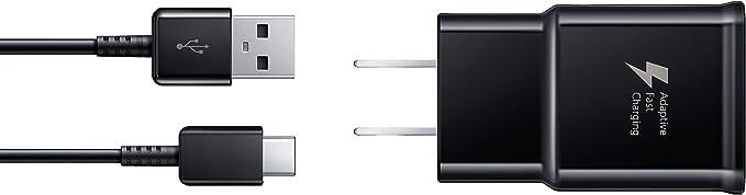 Amazon.com: Cargador de pared para Samsung Fast Charge USB-C ...