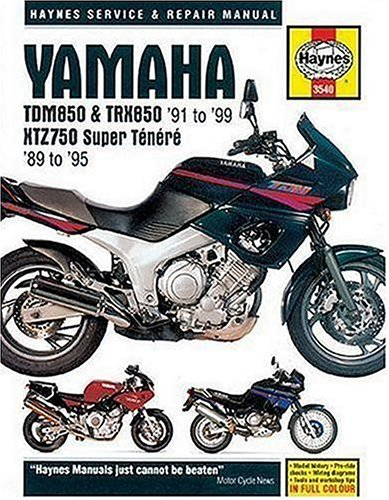 yamaha-tdm850-trx850-91-to-99-xtz750-super-tenere-89-to-95-haynes-service-repair-manual