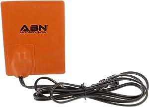 ABN Silicone Heater Pad Car Battery Heater Pad Engine Block Heater Pad Oil Pan Heater Pad, 4x5 Inch – 120V 100 Watt