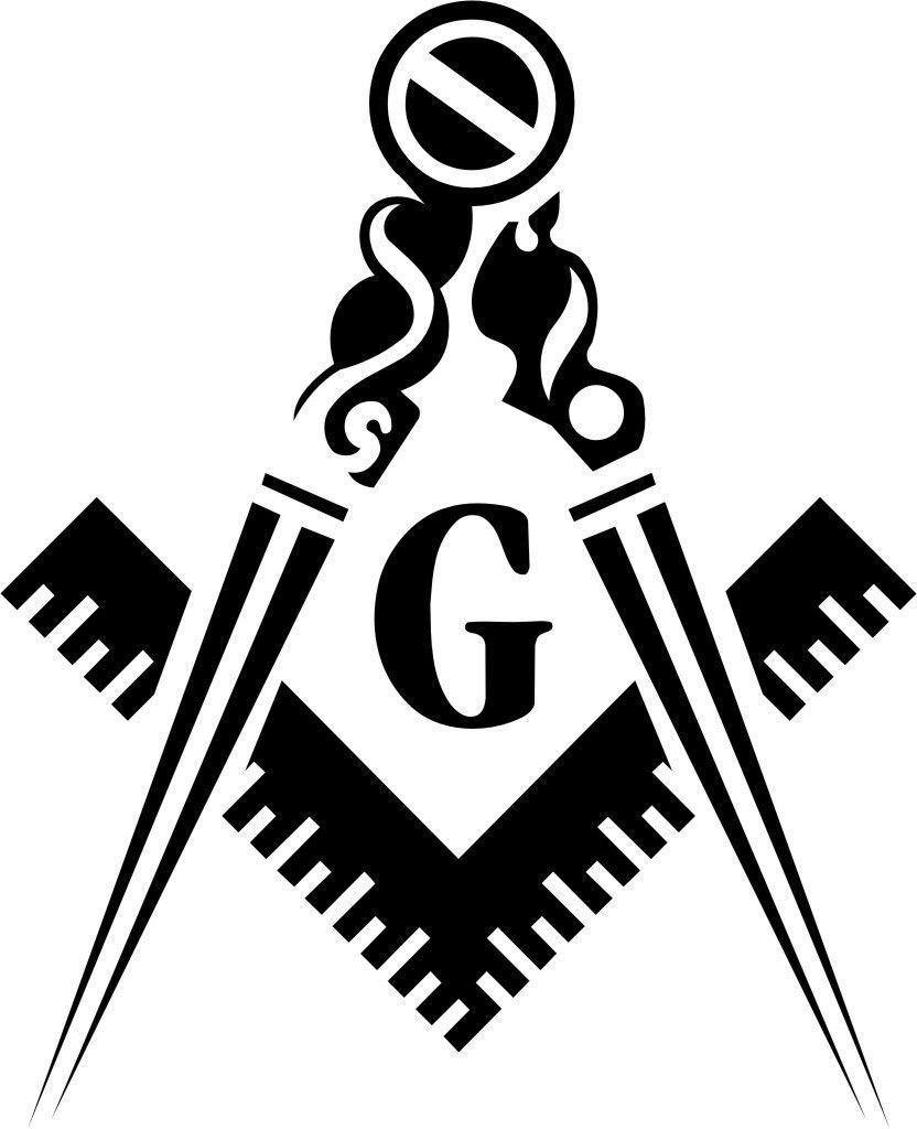 Compass, ruler Masons Masonic Wax Seal Stamp