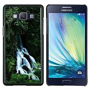 LECELL--Funda protectora / Cubierta / Piel For Samsung Galaxy A5 A5000 -- Cascada --