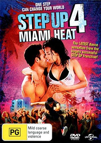 Step Up 4 - Miami Heat [NON-USA Format / PAL / Region 2, 4 Import - Australia]