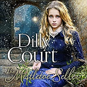 The Mistletoe Seller Audiobook