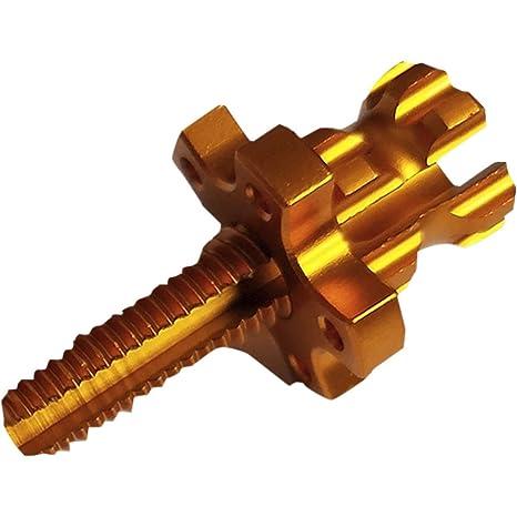 powerstands Racing 000215123 embrague Ajustador de cable de cambio, color dorado