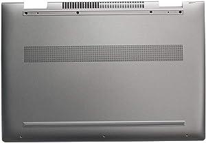 Replace Compatible for HP Envy X360 15-BP 15M-BP 15M-BP100 15M-BP1XX 15M-B111DX 15M-BP112DX TPN-W217 15-BP152WM Silver Shell Bottom Base Case Lower Cover 4600BX03000