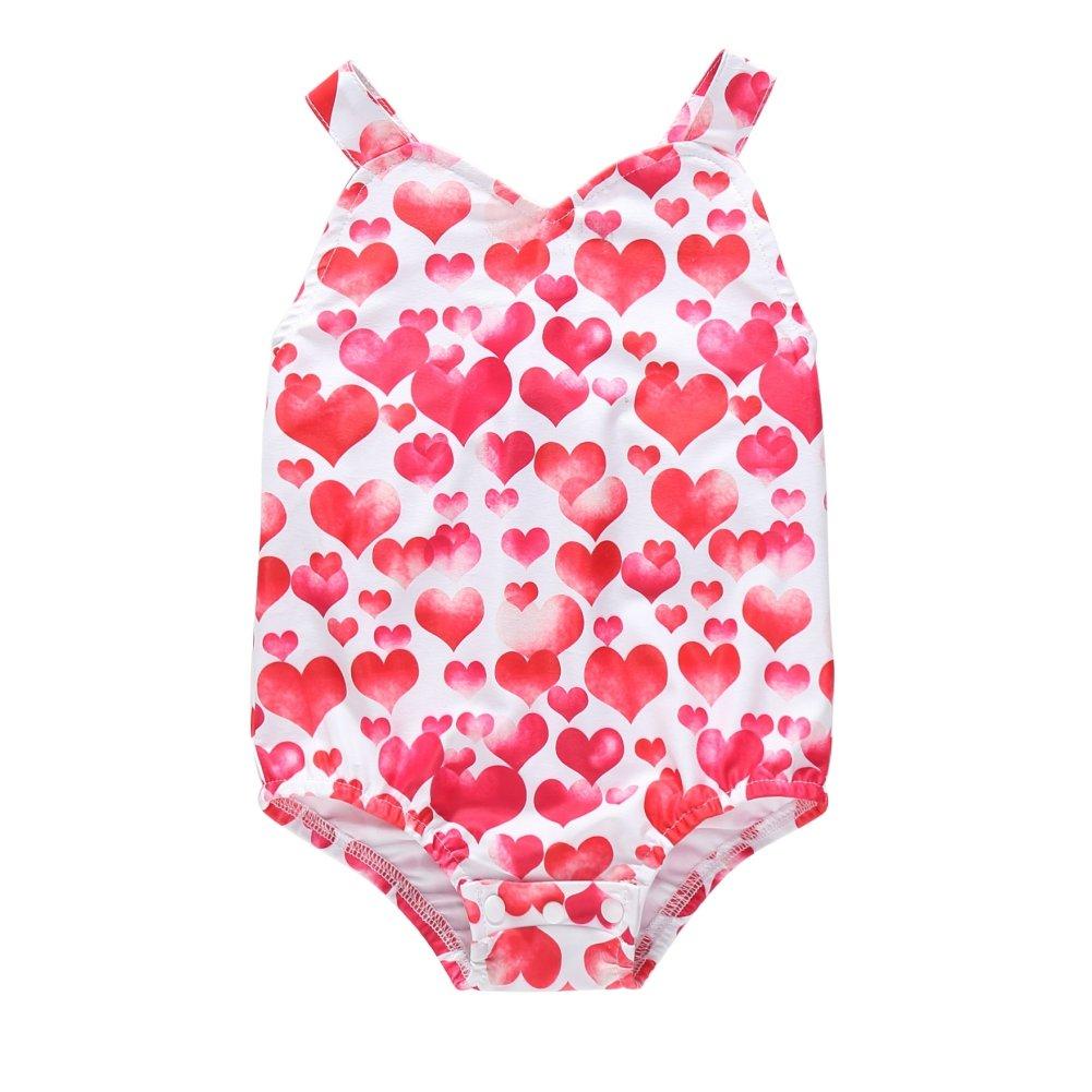 Brightup Bambina 0-24 mesi costumi da bagno uno pezzi Mare e piscina/Costumi interi e a mutandina