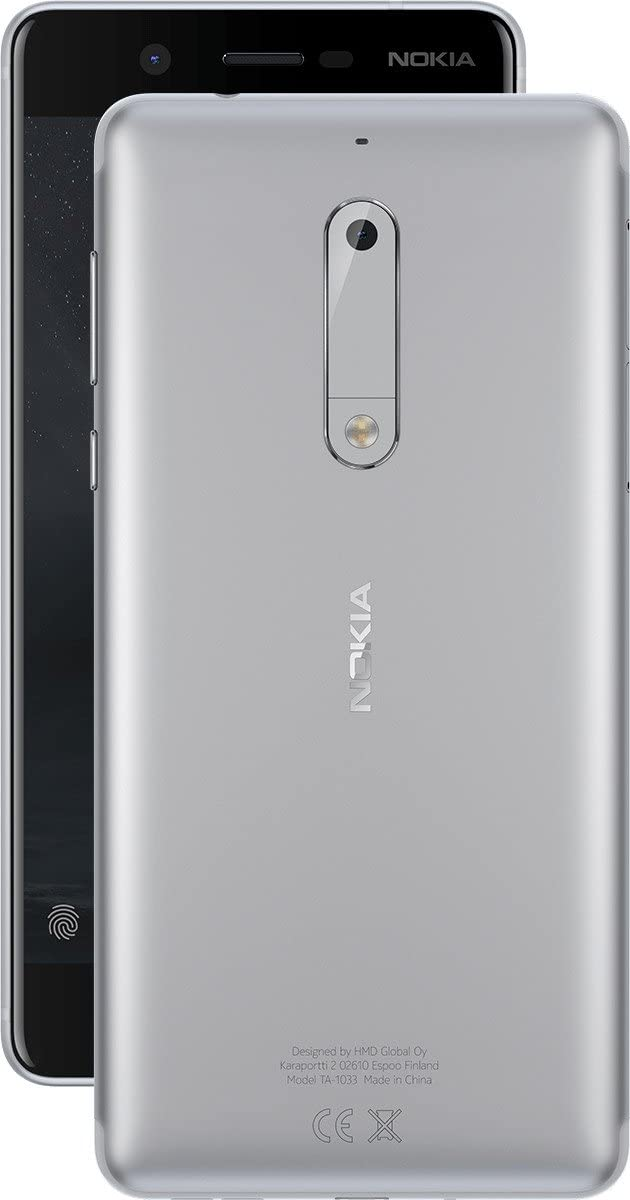 TIM Nokia 5 SIM única 4G 16GB Plata: Amazon.es: Electrónica