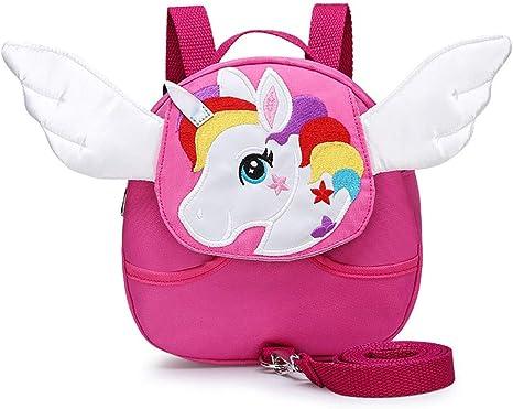 Mochila anti-perdida para niños pequeños, Unicornio Bebé Bebé ...