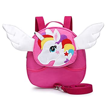 Mochila anti-perdida para niños pequeños, Unicornio Bebé ...