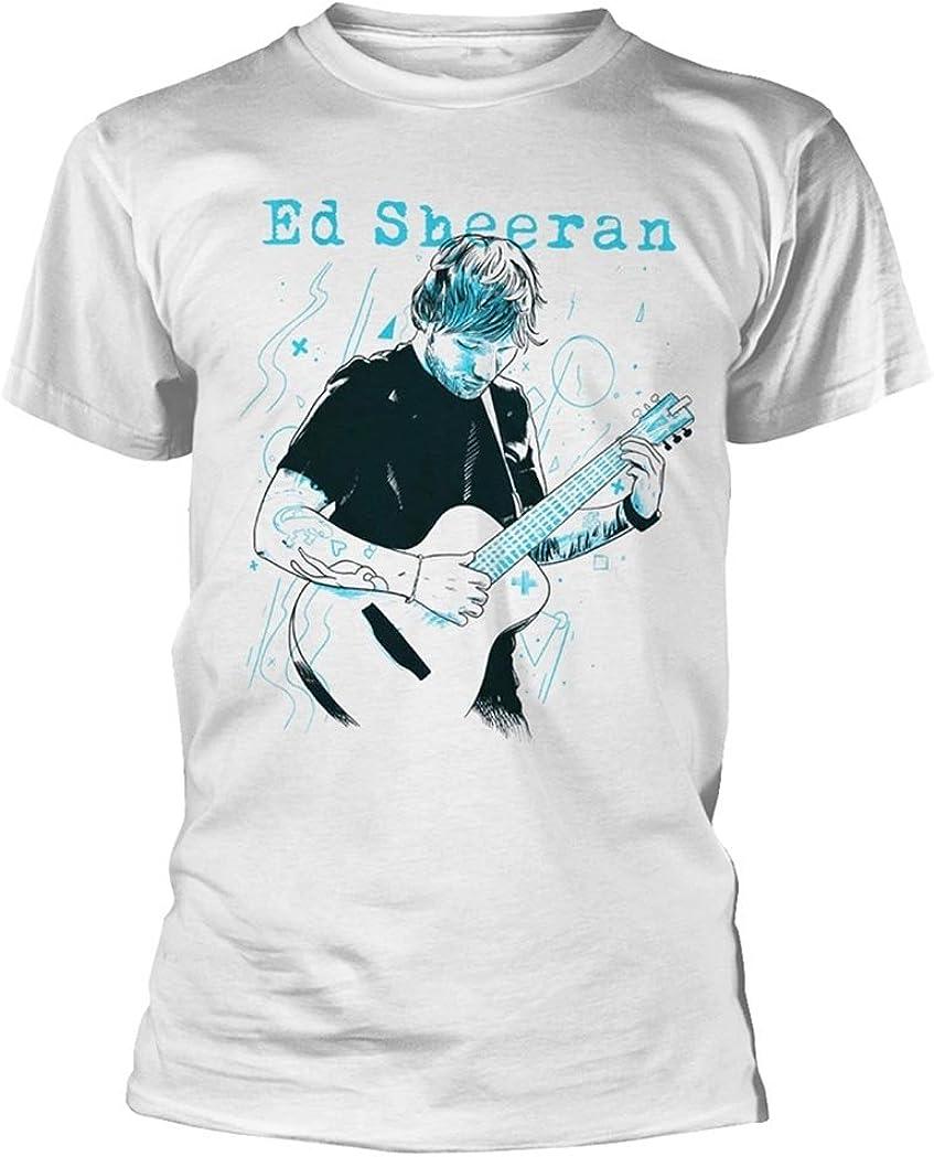 Ed Sheeran - Camiseta - Hombre Mujer: Amazon.es: Ropa y accesorios