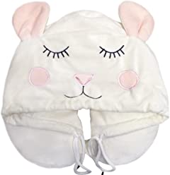 Steve Madden Cute Mouse Travel Neck Pillow