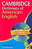 Cambridge Dictionary of American English, Carol-June Cassidy, 0521691982