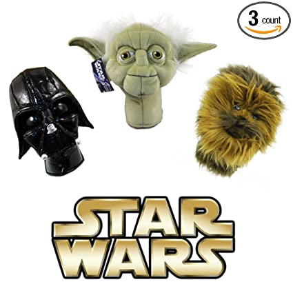 Amazon.com: Collector Series Set Oficial de Star Wars Golf ...