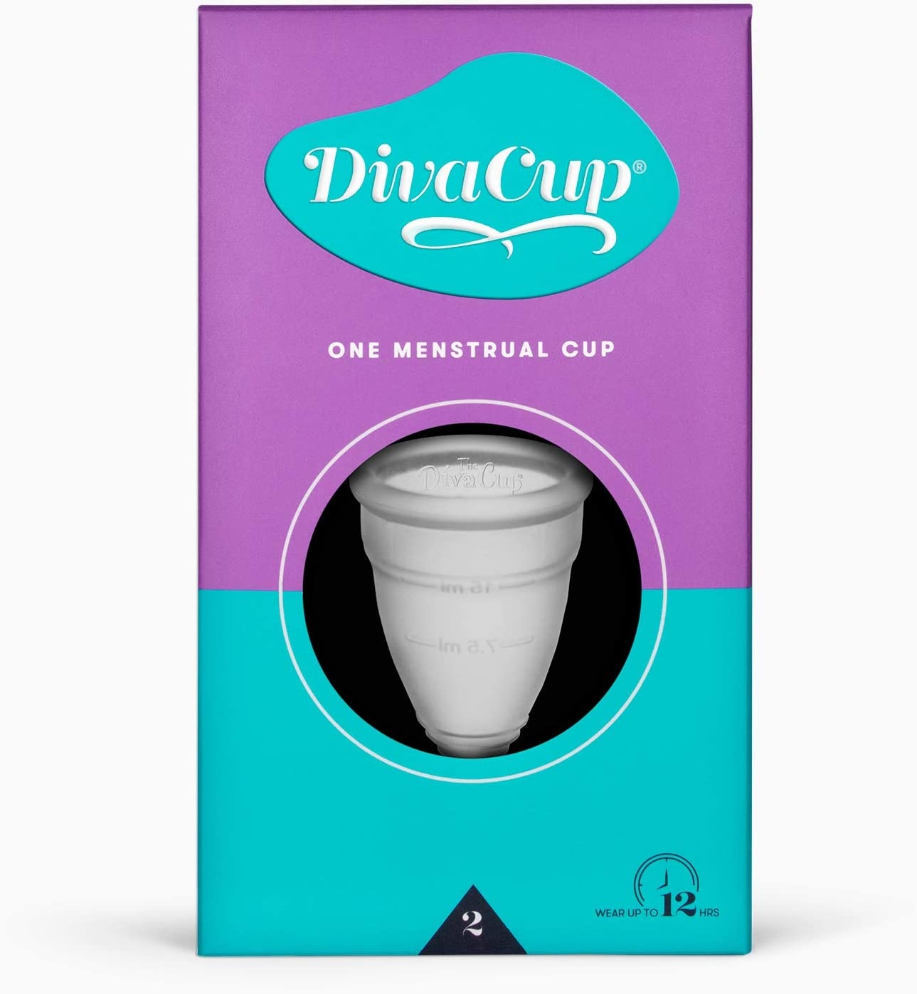 The Diva Cup: Diva Menstrual Cup, Model #2 Post-Childbirth (3 pack) by DIVA CUP