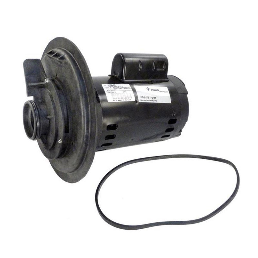Pentair 355640 Standard Two Speed Power End Assembly Replacement Challenger CF-N2-3/4F High Flow Inground Pump
