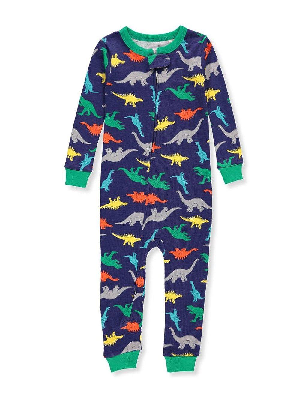 Carter's Baby Boys' 1-Piece Snug Fit Footless Cotton Pajamas Carter' s
