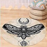 Best Tea Time Mouse Traps - VROSELV Custom carpetFantasy House Decor Dead Head Hawk Review