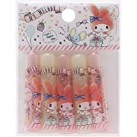 My Melody pencil cap cover five set balloon Sanrio