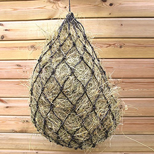StableKit Anti-Chew Haynet (One Size) (Black/Gold) by StableKit