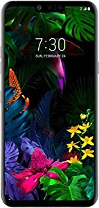 AT&T Wireless LG G8 ThinQ - 128GB - Aurora Black - LM-G820UMA (Renewed)