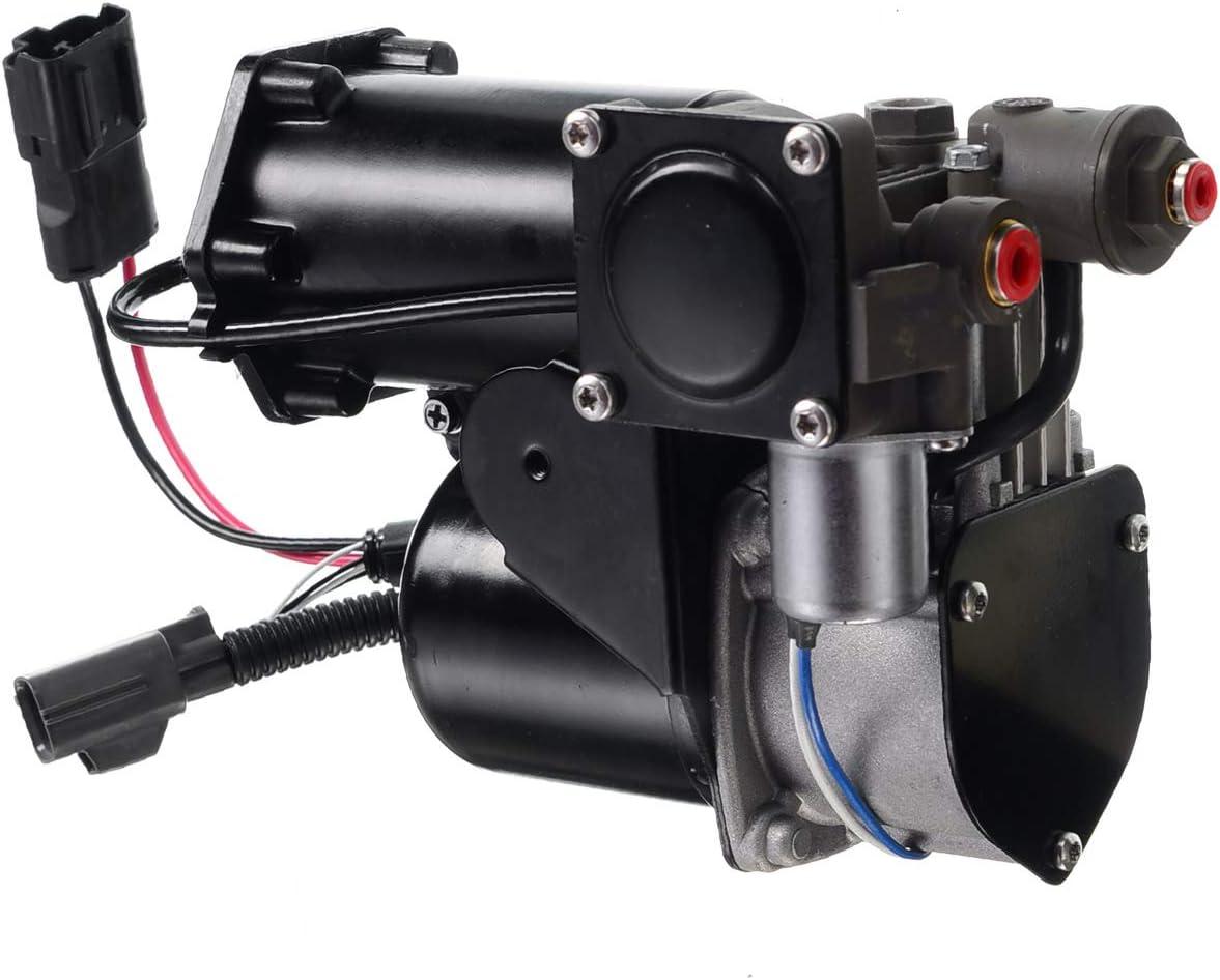 A-Premium Air Suspension Compressor Pump Replacement for Land Rover LR3 2005-2009 LR4 2010-2014 Range Rover Sport 2006-2014