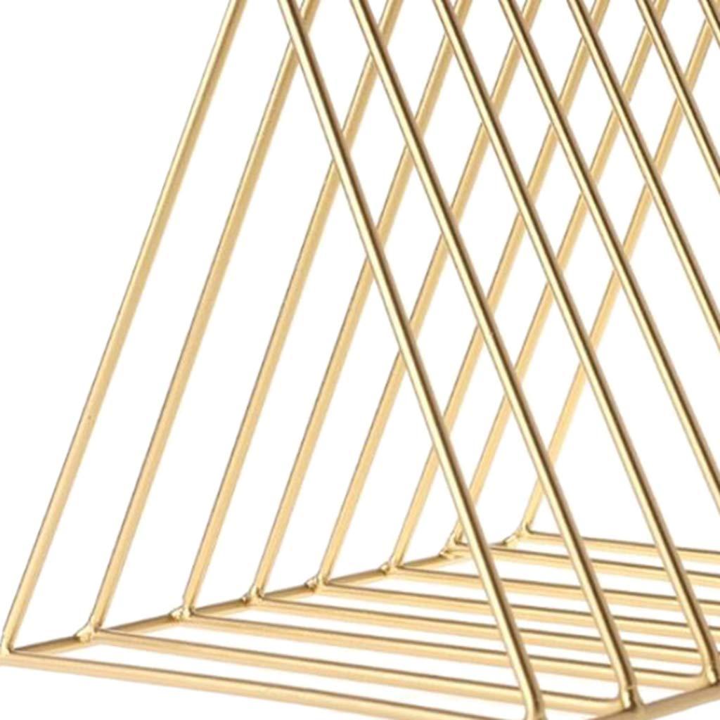 Oro B Baosity Reggilibri In Metallo Semplici Moderni Minimalista