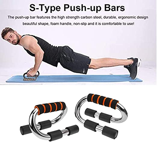 NEW Perfect Fitness Perfect Pushup Elite Fitness Handles Rotating SHIPS ASAP