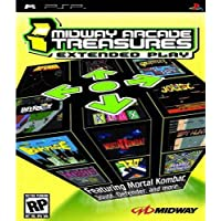 Midway Arcade Treasures Extended Play - PlayStation Portable - Standard Edition