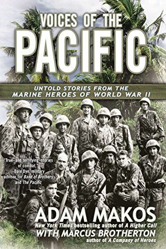 Voices of the Pacific: Untold Stories from the Marine Heroes of World War II (Boos Home Theater)