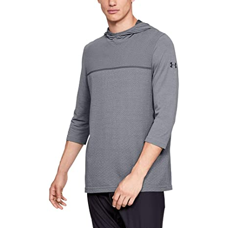 0fea8df01e Amazon.com : Under Armour UA Vanish Seamless ¾ Sleeve : Clothing