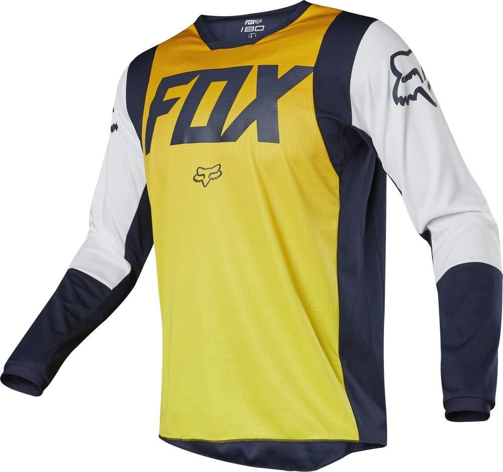 Fox Racing 180 Idol Men's Off-Road Motorcycle Jersey - Multi / Large