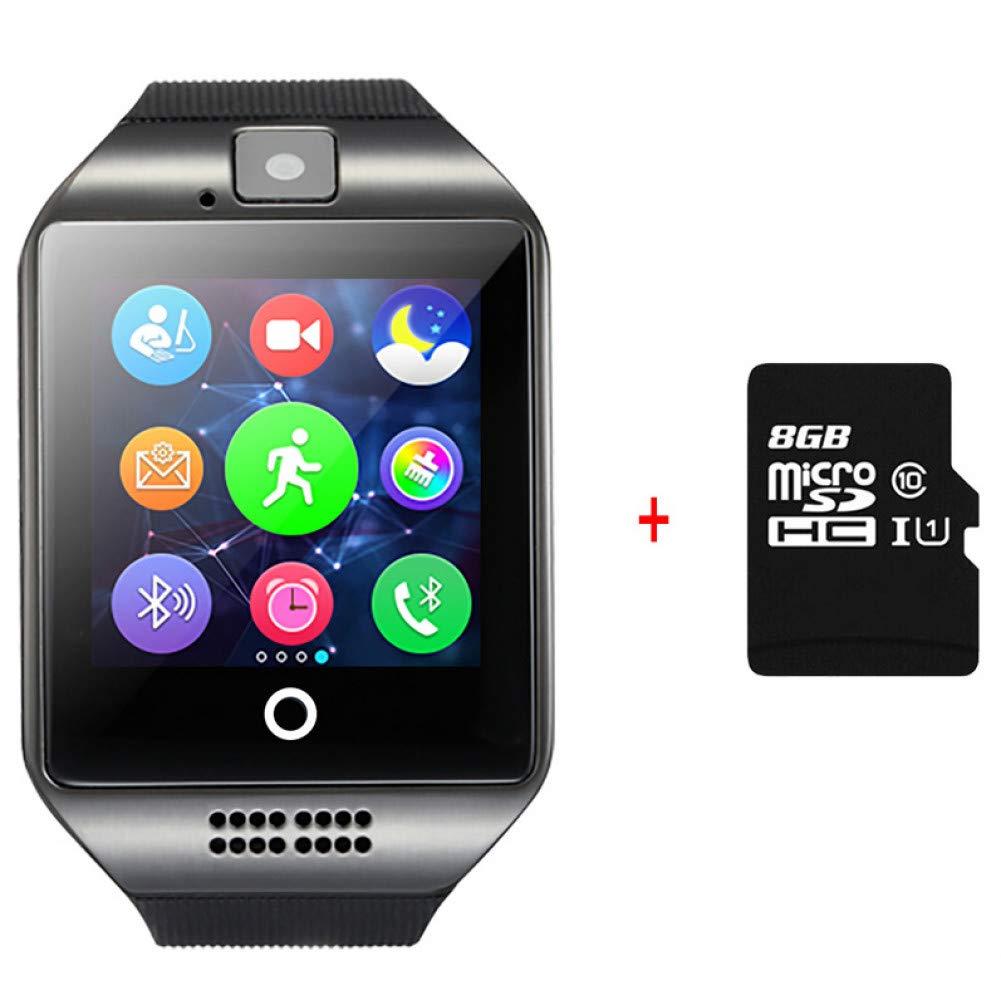 ZCPWJS Pulsera Inteligente Q18 Bluetooth Smart Watch Android Reloj ...