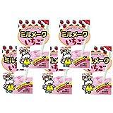 大島食品工業 ミルメーク(いちご) 70g×5袋