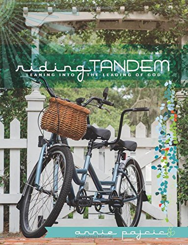 Riding Tandem by Annie Pajcic | book spotlight
